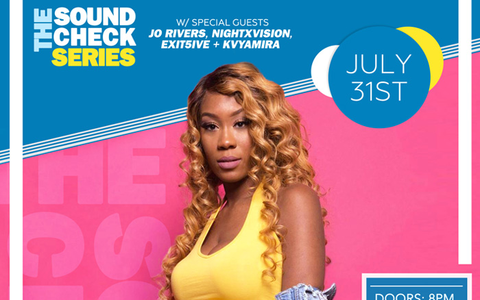 THE SOUNDCHECK SERIES: Judaea