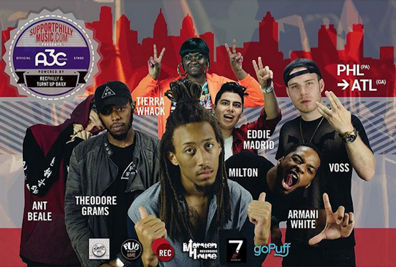 Official A3C Philly Kickoff Concert