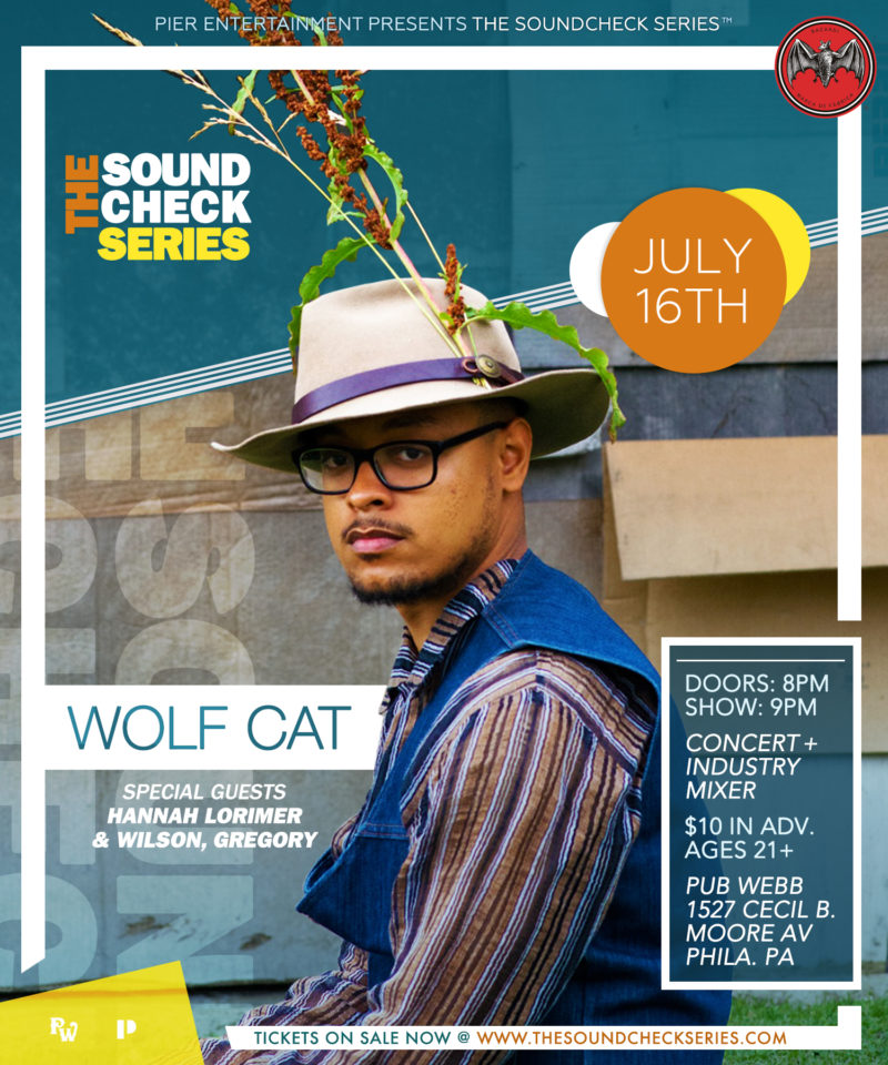 THE SOUNDCHECK SERIES: Wolf Cat